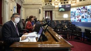 La vicepresidenta y una senadora tucumana volvieron a cruzarse durante la sesión