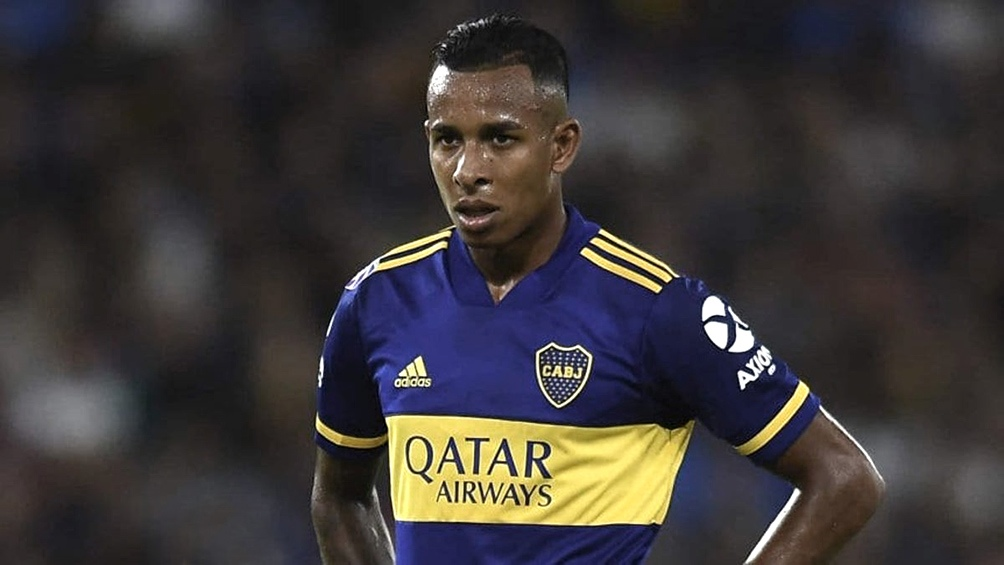 El abogado del jugador colombiano confirmó a Télam que apelará la medida en los próximos días.