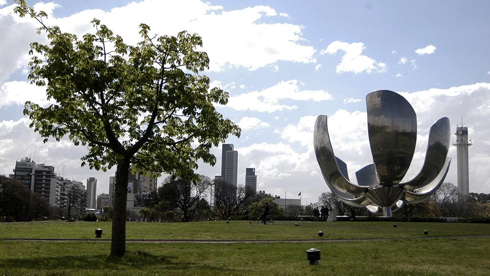 Miércoles con algunas nubes y una máxima de 16 grados en la ciudad de Buenos Aires
