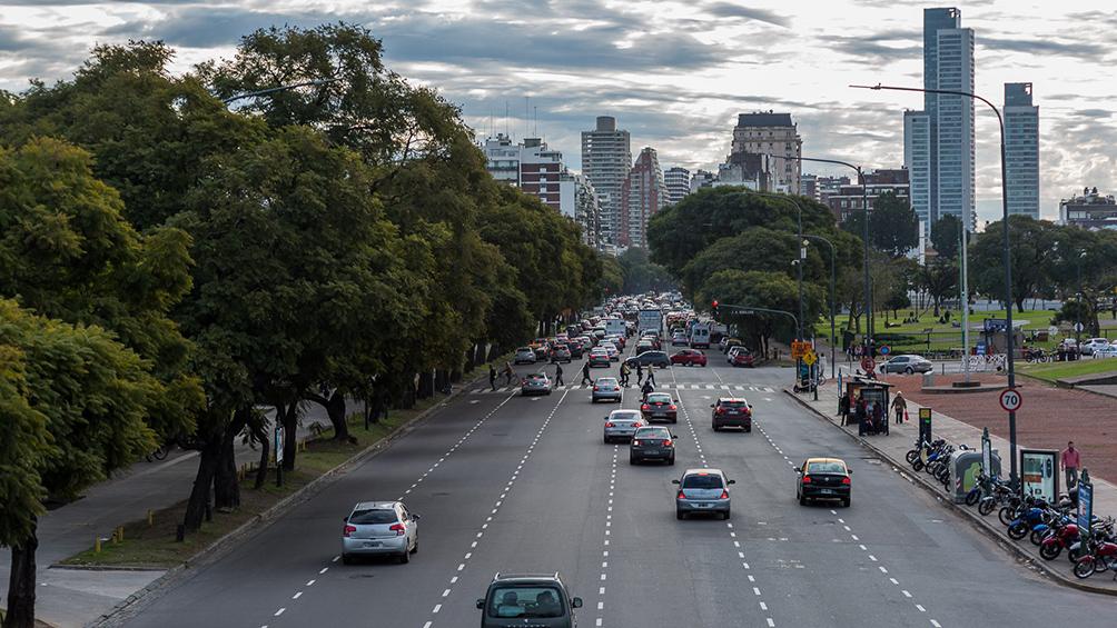 Domingo nublado con una máxima de 18 grados en la ciudad de Buenos Aires y alrededores