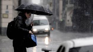 """Bajó a """"Amarillo"""" el alerta por el ciclón extratropical en la provincia de Buenos Aires"""