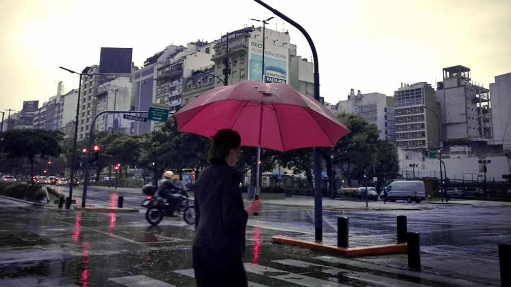 Jueves inestable y con una máxima de 18 grados en la ciudad de Buenos Aires y alrededores