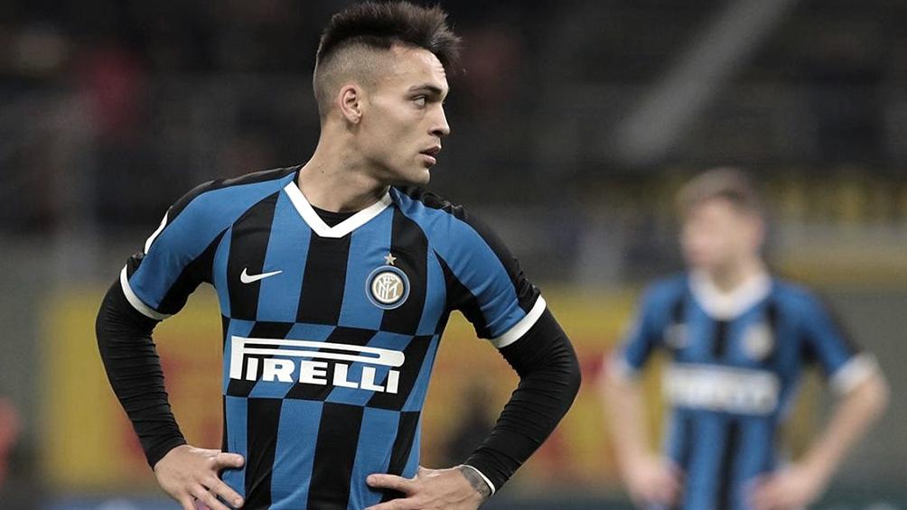 Inter, con Lautaro Martínez, se impuso a Juventus y también es líder de la Serie A
