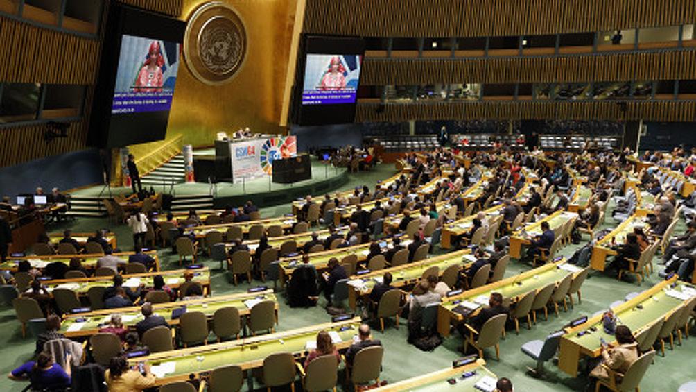La ONU evalúa una inédita Asamblea General virtual para evitar contagios por coronavirus