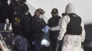 La indagatoria al represor extraditado en la causa ESMA será tras su período de aislamiento de rigor