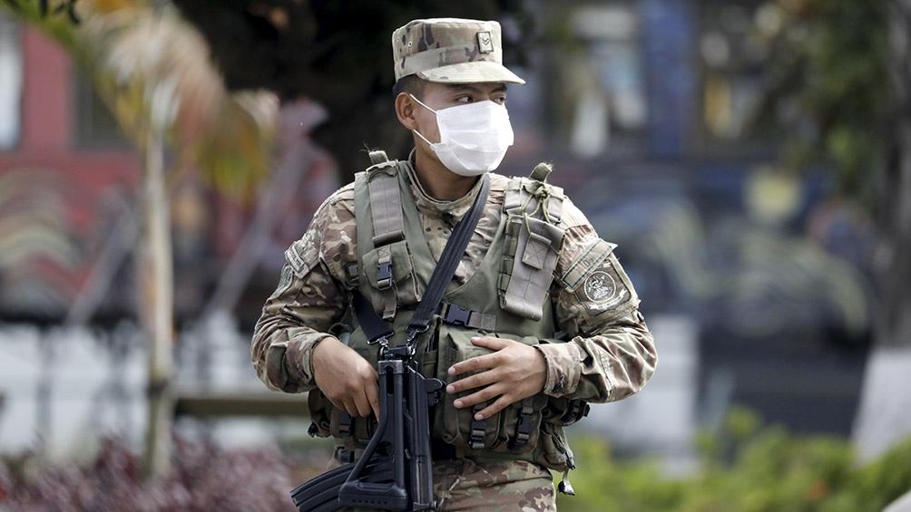 Vizcatán es una zona con remanentes de Sendero Luminoso y área de lucha entre las Fuerzas Armadas y narcos
