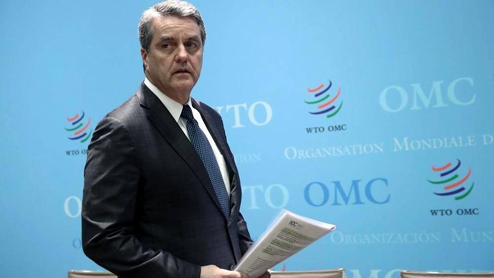 Azevedo deja la OMC tras siete años de gestión y aún no hay sucesor