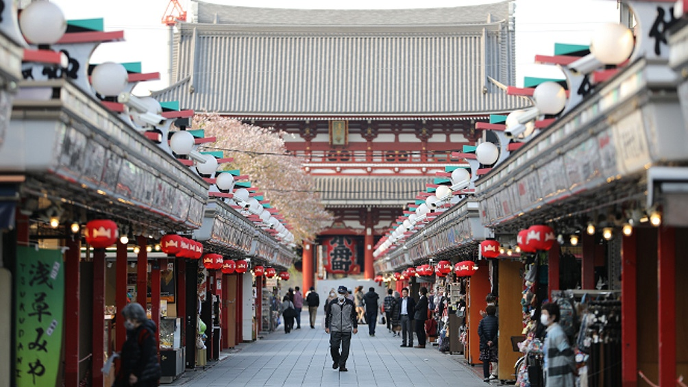 Tokio detectó ayer 250 nuevos casos, en medio de un repunte iniciado el mes pasado