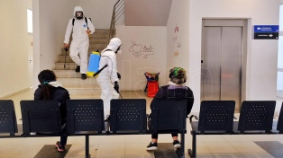 Coronavirus: suman 632 las víctimas fatales y 21.037 los infectados en el país