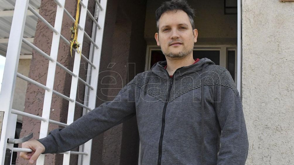 """Para Rodrigo Quiroga, la cifra de contagiados está lejos de generar un """"efecto rebaño""""."""