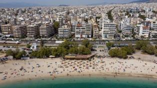 Grecia recibirá turistas extranjeros a partir del 1 de julio