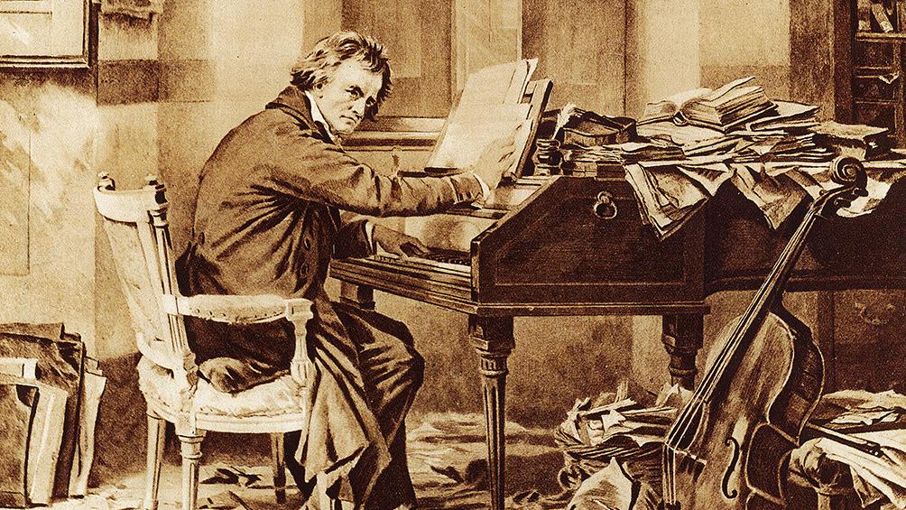 Presentarán obra de Beethoven grabada por partes en un teatro vacío