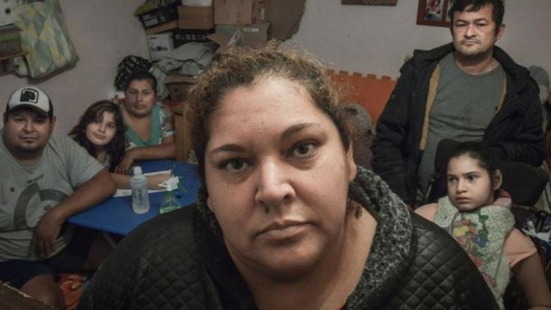 Murió por coronavirus Ramona Medina, la vocera de la Garganta Poderosa en el Barrio 31 - Télam - Agencia Nacional de Noticias