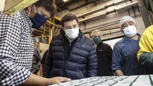 Trabajan en créditos a tasa baja para poner en marcha construcción y textiles