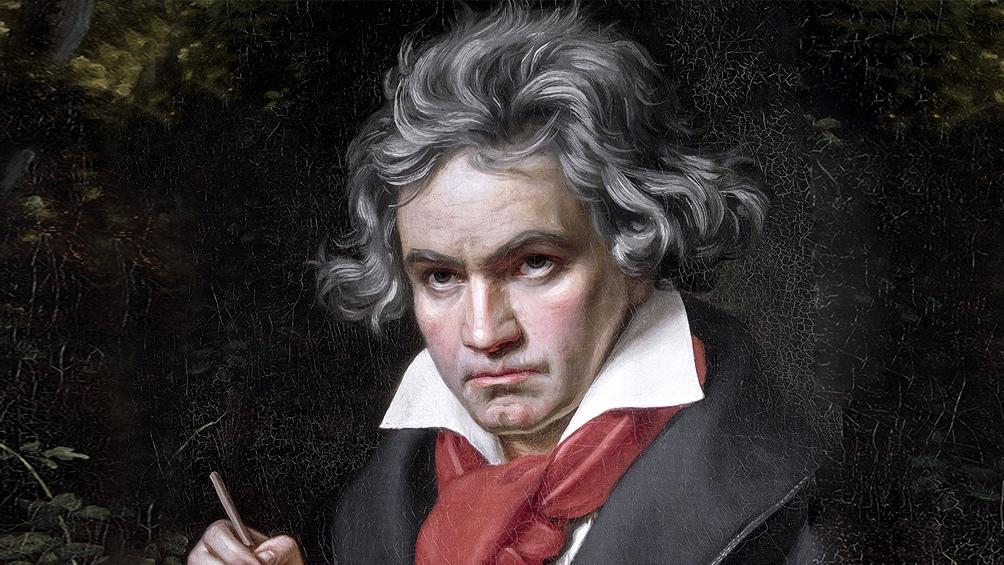 Beethoven era un hombre solitario que nunca se casó ni tuvo hijos.