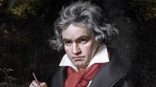 Un concierto en homenaje a Ludwig van Beethoven por streaming