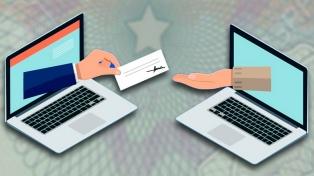 Las operaciones con cheques electrónicos ya son el 20% del monto operado en el mercado de capitales