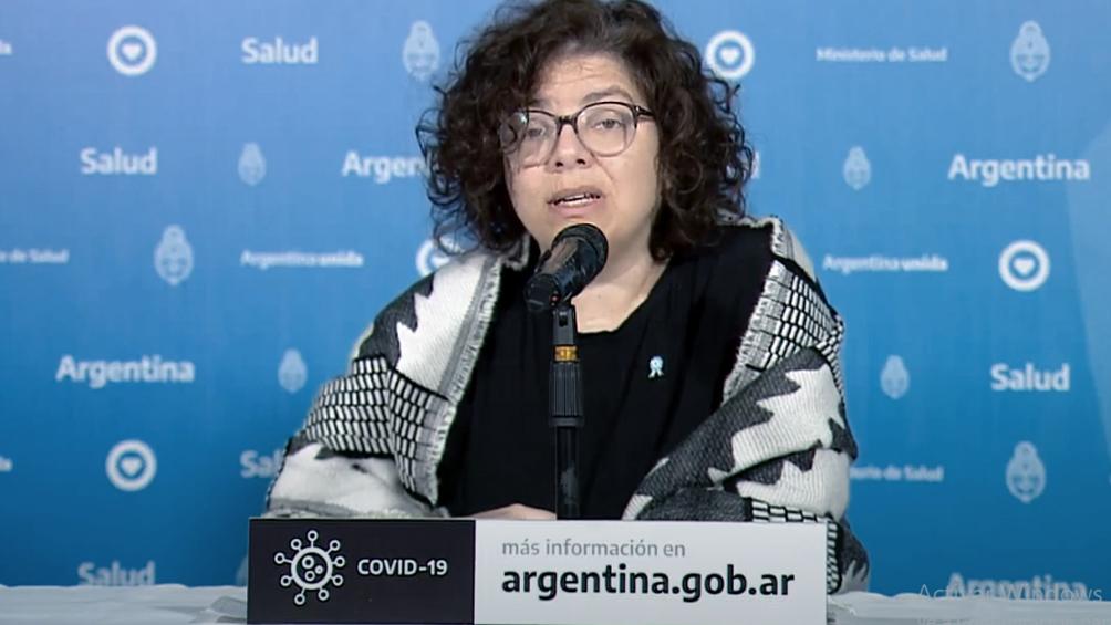 Suman 374 los muertos por coronavirus en la Argentina