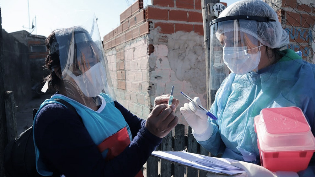 Con tres nuevas muertes, son 22 los fallecidos por coronavirus en barrios vulnerables