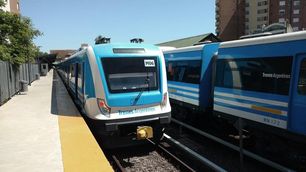Comenzó a regir el sistema de turnos para viajar en el tren Mitre