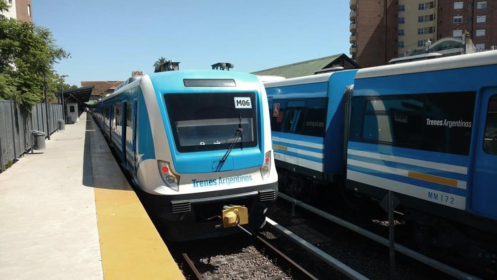 Iniciarán las obras de renovación de la Línea Mitre tras un acuerdo con el Banco Mundial.