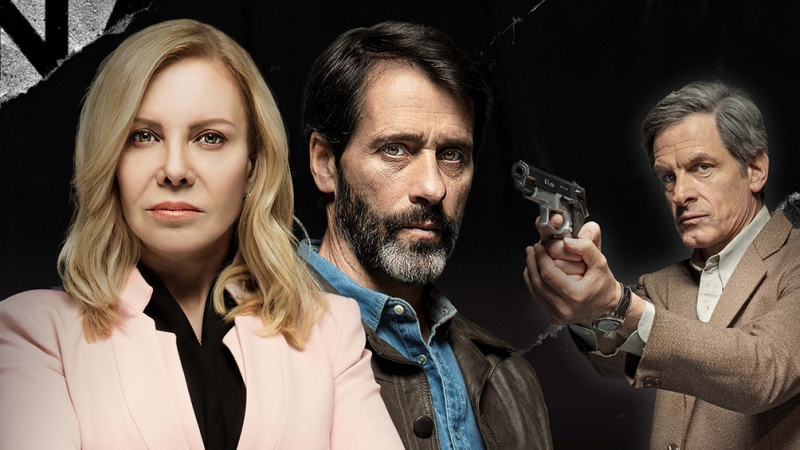 """La coproducción """"Los Internacionales"""" devolvió la ficción en clave de thriller y policial a la TV - Télam - Agencia Nacional de Noticias"""