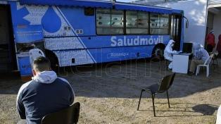 Comenzaron en los barrios vulnerables de Rosario los testeos por el plan Detectar