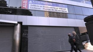 Proponen reconvertir las oficinas vacías del centro porteño en viviendas de alquiler