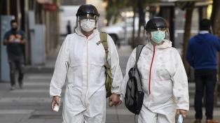 Chile supera los 800 fallecidos por coronavirus tras repetir el récord de 45 muertes diarias