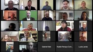 Fuerte respaldo del Parlasur al reclamo argentino por la soberanía sobre las Islas Malvinas