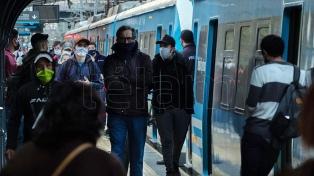 En AMBA circula un 25% de pasajeros en transporte público en relación a cuando no había cuarentena