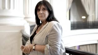 """Teresa García: """"De nada serviría que la provincia tomara medidas por su cuenta"""""""