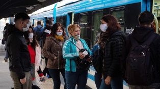 El 24% de los usuarios utilizó el transporte público en el AMBA
