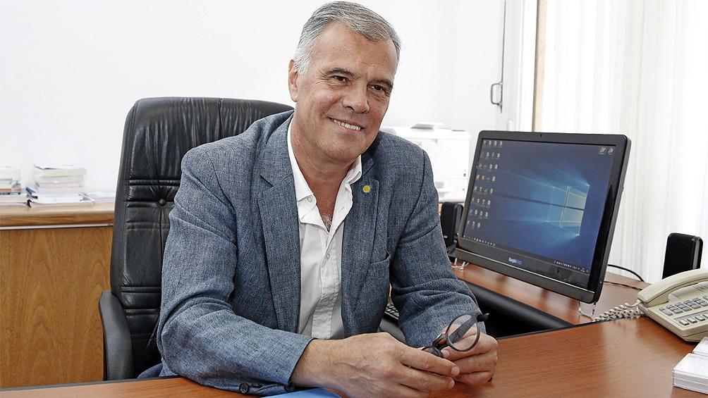 Secretario nacional de Niñez, Adolescencia y Familia, Gabriel Lerner