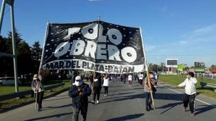 Organizaciones sociales levantaron el corte en la Ruta 2 en reclamo de alimentos