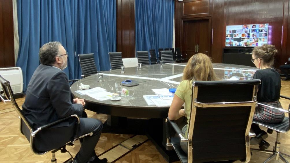 Logró Dictamen El Proyecto De Economía Del Conocimiento Y Se Trataría En La Próxima Sesión Télam Agencia Nacional De Noticias