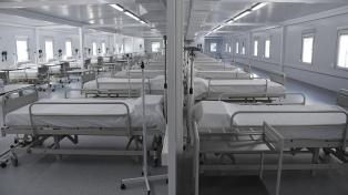 Hospitales Modulares reciben a los primeros pacientes con Covid-19