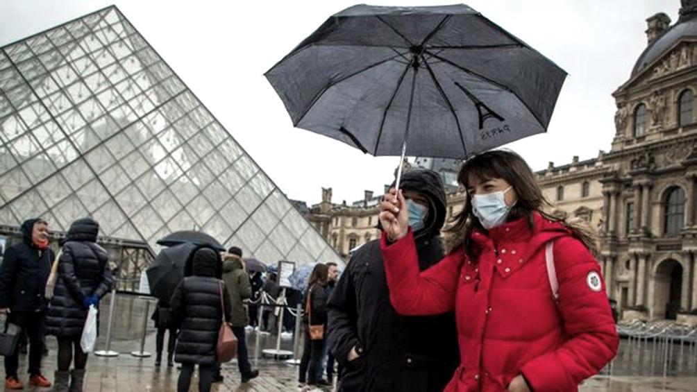 En Francia quieren volver de a poco a la nueva normalidad.