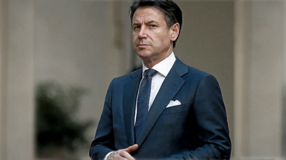 Conte dijo que la economía de Italia retrocederá 20 años por el coronavirus