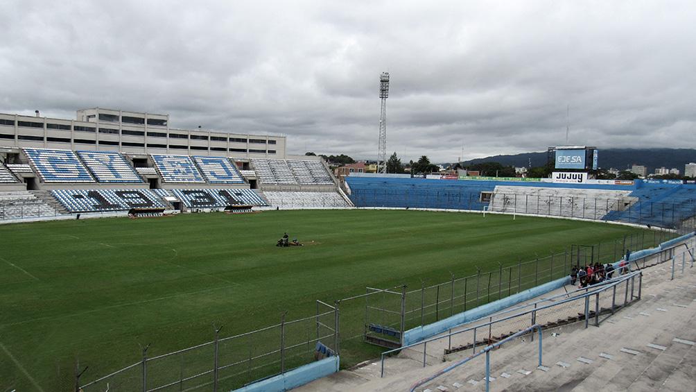 Jujuy se ofrece para ser escenario de la vuelta del fútbol