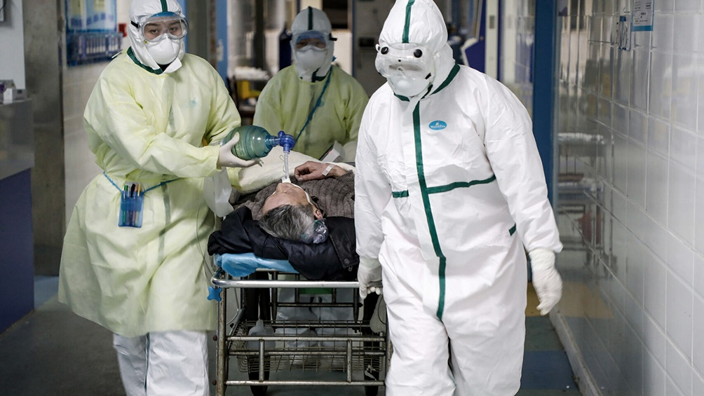 Cifras oficiales muestran que un total de 21.286 personas estaban internadas con coronavirus al 22 de diciembre.