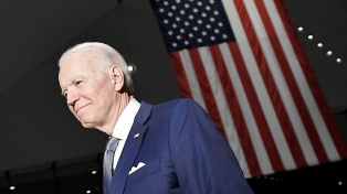 Biden le saca 8 puntos de ventaja a Trump en una encuesta de Fox News