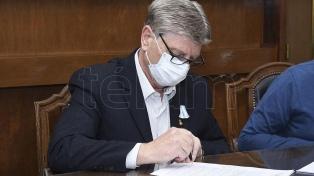 Ziliotto ordenó controles estrictos ante la aparición de un caso y apeló a la responsabilidad social