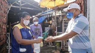 La ONU advierte que los migrantes venezolanos en Brasil son los más afectados