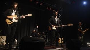 Con un show de folk rock, regresó la música en vivo pero sin público en Rosario