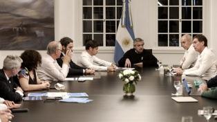 Alberto Fernández avanzó con Kicillof y Larreta en un acuerdo para mantener el aislamiento social