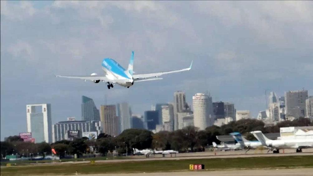 Toda la información necesaria está disponible la web de Aerolíneas Argentinas.