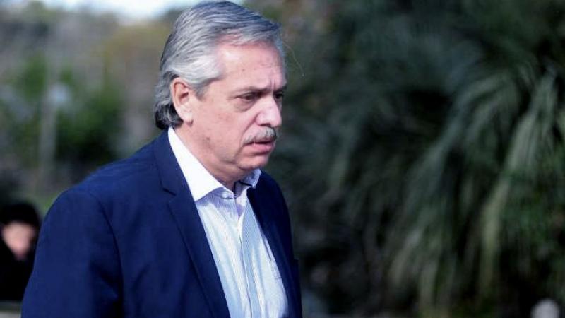 25 de Mayo: Fernández participa en forma virtual de un Tedeum inédito, a puertas cerradas - Télam - Agencia Nacional de Noticias