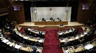 """La Legislatura tucumana votó en forma mayoritaria la adhesión de la provincia a la """"Ley Micaela"""""""
