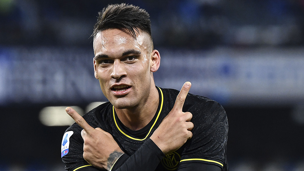 El Inter, con Lautaro Martínez, busca ampliar la ventaja en su visita a Parma